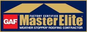 Master Elite Certified Roofer