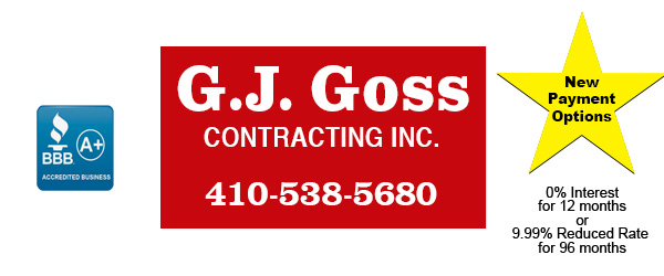 G.J.Goss Contracting, Inc. Logo