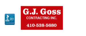 G.J.Goss Contracting, Inc. Logo